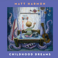 Album cover for Childhood Dreams
